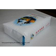 50 кг рециркулированный мешок полипропиленового клапана для пластмассового и химического материала