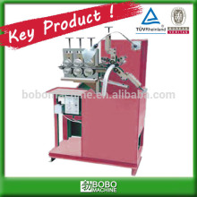 Flexible metal conduit making machine