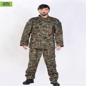 Military Combat Army Uniform in Atacs