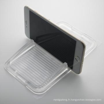 Reusbale Sticky Gel Pad Support de téléphone portable pour voiture