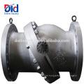 Chemical Cartridge Water Pump Stainless Steel Swing Api6d Tiltling Disc Check Valve Working Principle