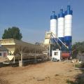 advanced ready mixed concrete batching plant