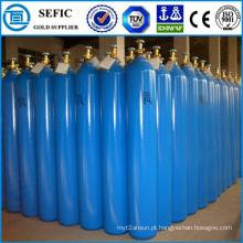 Cilindro de gás de oxigênio de alta pressão 40L (ISO9809-3)