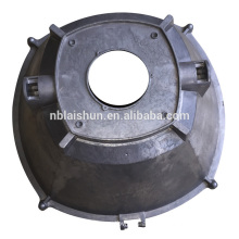 Customized high quality aluminium die casting parts lampshade parts