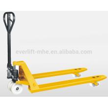2-5ton manuel manuel de palette de chariot élévateur à fourche chariot élévateur manuel transpalette hydraulique