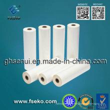 Film thermique mat 24mic BOPP (1509M) utilisé sur la plastifieuse chaude