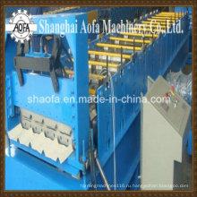 Профилегибочная машина для производства кровельных панелей (AF-R1000)
