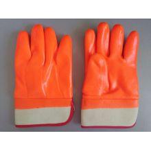 Better Grip orange PVC Glove Safety Cuff