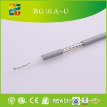 50 Ohm Rg58 Koaxialkabel mit RoHS ETL (RG58C / U)