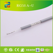 50 Ohm Rg58 Coaxial Cable with RoHS ETL (RG58C/U)