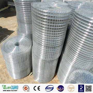 Hot Sale Galvanized Welded Wire Mesh