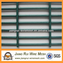 358 welded wire mesh fence