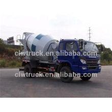 Precio de Fábrica Foton 4m3 mini camión hormigonera