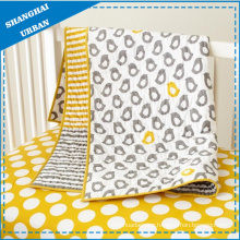 100%Cotton Babies Bedding Bedspread and Quilt