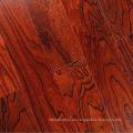 El mejor precio Elm Piso de parquet de madera Suelo laminado Guangzhou