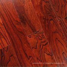 O melhor revestimento de madeira do revestimento do parquet do olmo do olmo do preço Guangzhou