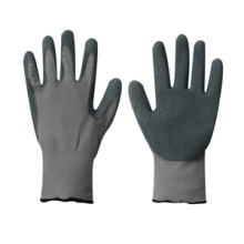 13G Hppe Liner PU Cut Resistance Work Glove