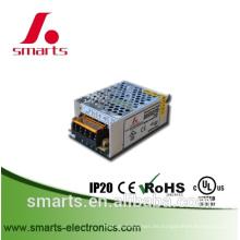 230VAC zu 24VDC 50W Gehäuse Netzteil mit CE UL-Zulassung