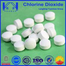 Clo2 Esterilización para purificación de agua