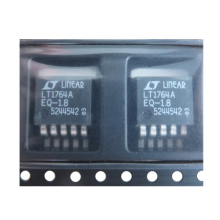 LDO Regulator Pos 2.5V 3A Automotive 6-Pin(5+Tab) DDPAK RoHS  LT1764AEQ-1.8