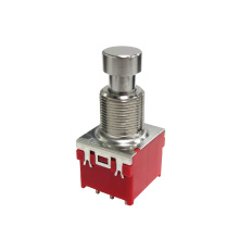 Hight Current SPDT DPDT 3PDT Switch Foot Momentary