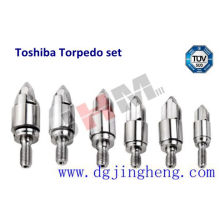 Toshiba Ec160-4A D40 Torpedo Set for Screw Barrel