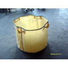 Круглая сумка FIBC для садового использования