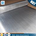 60 Mesh 0,19 mm Super Duplex 2304 Edelstahl Drahtgeflecht Tuch