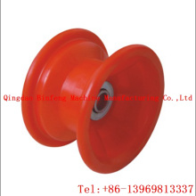 Plastic Rim Cart Wheel