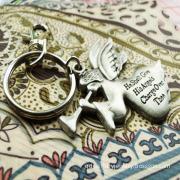 Angel Key Chain