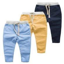 Crianças Roupas Estilo Coreano Kid Boy Pants