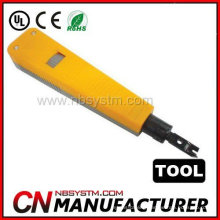 Network RJ45 RJ11 Wire Cut Off Impact Punch Down Tool to Cable Wire Block LAN