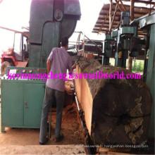 Scie à ruban à bois CNC Scie à bois à haute efficacité