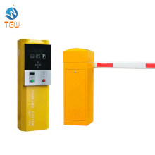 Automatic Boom Barrier RFID Card Ticket Dispenser Car Parking System