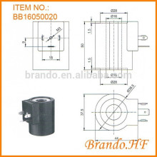 Гидравлическая катушка переменного тока ac220v