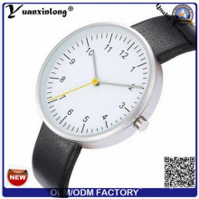 Yxl-533 Small Wrist Elegance Watch Mixed Colors Case Dials Bands to Choose, Sunray Pattern Watch Face Brown Leather Band Subdial
