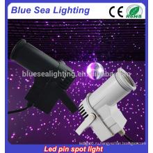 10W белый / RGBW 4in1 привело контактный пятно dj bar ночной свет
