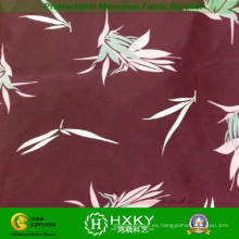 Tela impresa polivinílica de la gasa del estilo chino de gama alta para la camisa