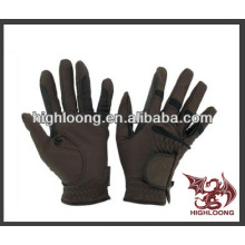 cheap comfortable custom equestrian gloves