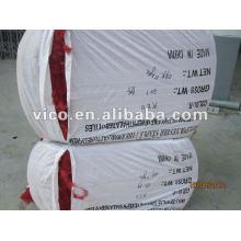 Fibres discontinues de polyester