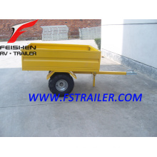 High quality utility farm trailer/garden trailer/atv trailer