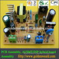 12v ups printed circuit board with fr4 94v0 pcb material aluminum pcb with leds assembly