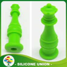 Chess shape Selling Good Silicone Wine Stopper