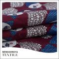 Projetar o tecido de algodão confortável do jacquard da forma do profissional