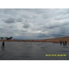 2mm HDPE Geomembran für Teich Liner