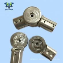 Piezas de mecanizado CNC de alta precisión Servicio de piezas de motocicleta CNC