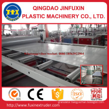 PVC Construction Crust Foam Sheet Production Line