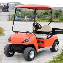 Veículo de resort elétrico de 4 lugares com caixa de bagagem (DU-G2)
