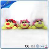 18cm hot selling lovely stuffed ladybird toy big eyes cute cartoon doll toy