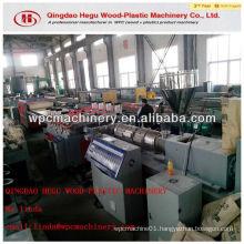 high-quality wpc pvc foam board making machine